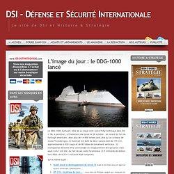 L'image du jour : le DDG-1000 lancé