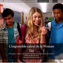 L'impossible calcul de la Woman Tax