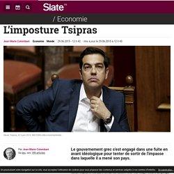 L'imposture Tsipras