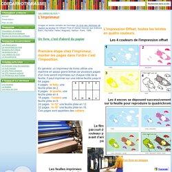 L'imprimeur - CDI CARNOT GRASSE