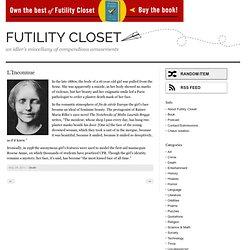 Futility Closet - StumbleUpon
