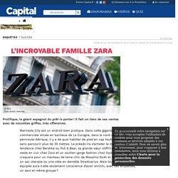L'incroyable famille Zara - 1