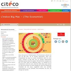 L'indice Big Mac – (The Economist)