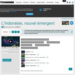 L'Indonésie, nouvel émergent
