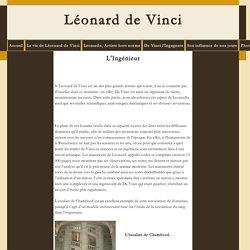 L'Ingénieur - Léonard de Vinci