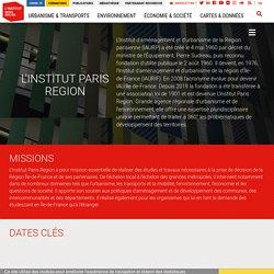 L'Institut Paris Region