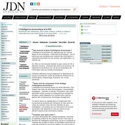 L'intelligence économique et la DSI