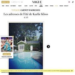 L'interview de l'été de Karlie Kloss