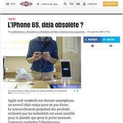 L'iPhone 6S, déjà obsolète?