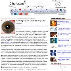 L'iridologie comme outil de diagnostic