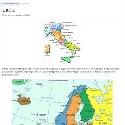 L'Italia - Sc. Primaria - Beltramini