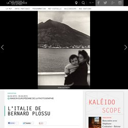 L'italie de Bernard Plossu