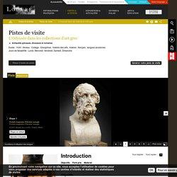 L'Odyssée dans les collections d'art grec