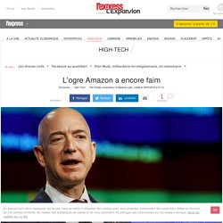 L'ogre Amazon a encore faim