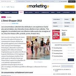 L'Omni-Shopper 2013