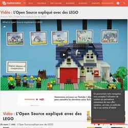 L'Open Source expliqué avec des LEGO