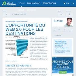 » L'opportunité du Web 2.0 pour les destinations