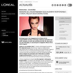 Oréal Finance : Actualités