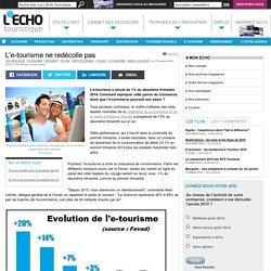 L'e-tourisme ne redécolle pas - L'Echo Touristique