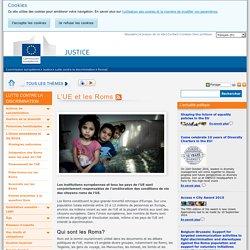 L'Union européenne et les Roms - Justice