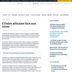 L'Union africaine face aux crises