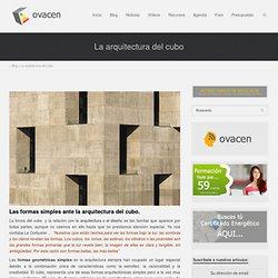 La arquitectura del cubo