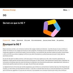 Qu'est-ce que la 5G ?