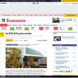 La BCE fait peau neuve - Le Monde 03/12/14
