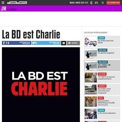 Lu ! La BD est Charlie