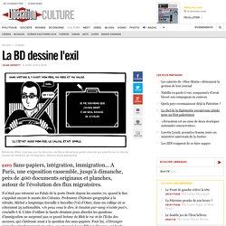 La BD dessine l'exil - Libération