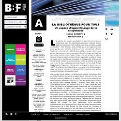 Citoyenneté_La bibliothèque pour tous_BBF