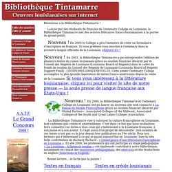 La Bibliothèque Tintamarre