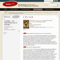 La Bilipo : une bibliothèque pas si étrange ...