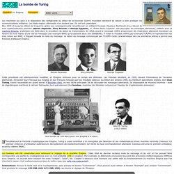 La bombe de Turing