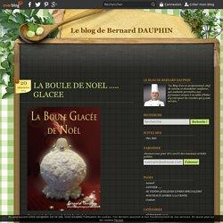 LA BOULE DE NOEL ..... GLACEE
