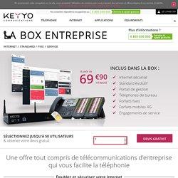 La Box Entreprise - Keyyo