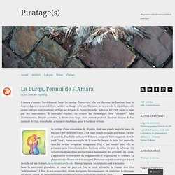 La burqa, l'ennui de F.Amara « Piratage(s)