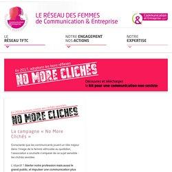 La campagne No More Clichés - TFTC