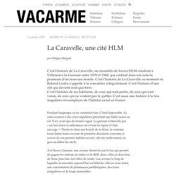La Caravelle, une cité HLM