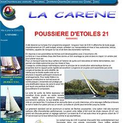 La Carène, Poussière d'Etoiles 21.
