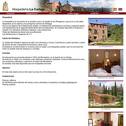 La Cartuga / Hotel