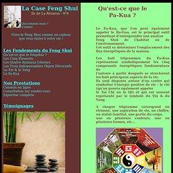 La Case Feng Shui Réunion - Le Pa-Kua