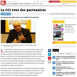 La CCI veut des partenaires