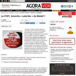 La CFDT, branche « salariée » du Medef