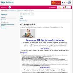 La Charte du CDI - Le guide du CDI - EREA DE MURET