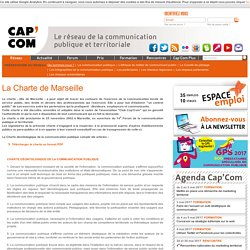 La Charte de Marseille