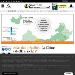 La Chine est-elle si riche?