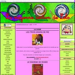 LA CHINE (périodes 3 et 4)