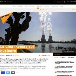 La Cina investe sul nucleare