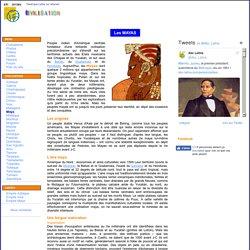 Civilisation précolombienne: les MAYAS